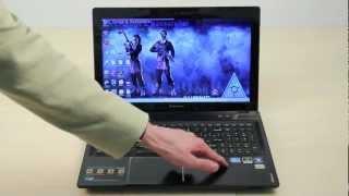 видео обзор ноутбука Lenovo IdeaPad Y580