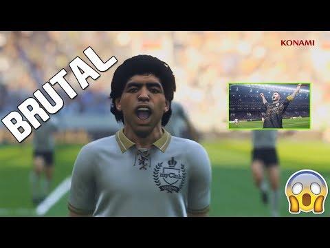 REACCIONANDO Y ANALIZANDO A FONDO EL NUEVO TRAILER DE PES 2019!! LE PLANTARA CARA A FIFA 19!? 😱
