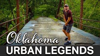Creepy Oklahoma Stories Legends