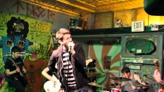 REFUSED cover set at Black Sheep 5/25/13
