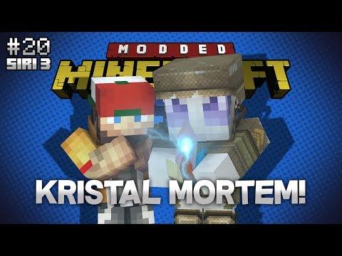 Modded Minecraft Malaysia S3 - E20 - Kristal Mortem!