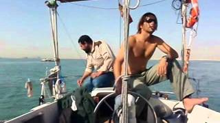 Suez Canal 2nd Half Southbound