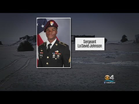 US Soldier's Body May Have Been In Hands Of ISIS Following Niger Ambush