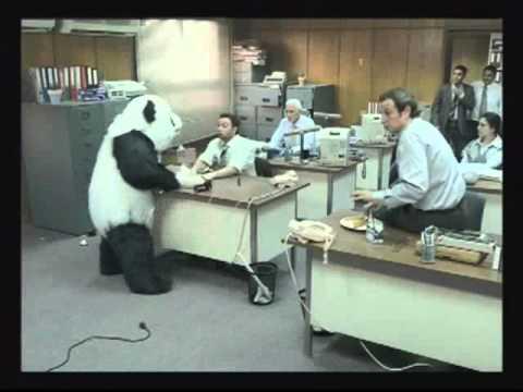 nunca le digas no al panda oficina sub espa ol youtube