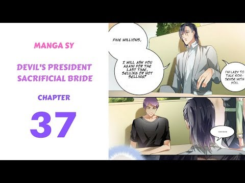 Devil's President Sacrificial Bride Chapter 37