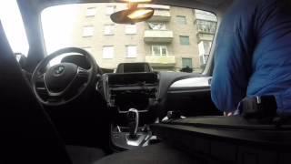 видео Дооснащение BMW F20 1-серия.