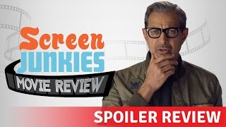 Independence Day: Resurgence Spoiler Review!