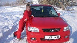 видео Mazda demio 2003 диски