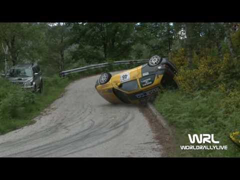 52° Rally Valli Ossolane 2016 - Show/Crash/Mistake By WRL