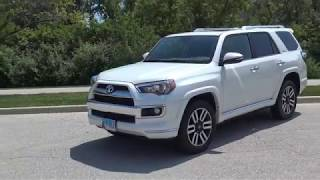 Steve & Johnnie's 2018 Toyota 4Runner Limited Road Test