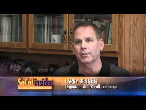 SoCal Insider: Tony Bushala vs. Larry Bennett on the Fullerton Recall