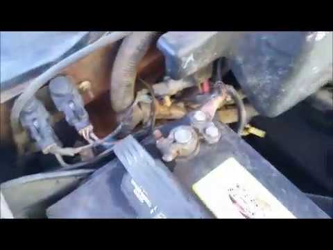 1997 Ford F 150 Defrost Only Solved Youtube