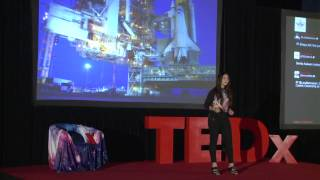 Cosmic Revolutionaries: The Case for Space Exploration | Devina Kalwani | TEDxYouth@Winchester