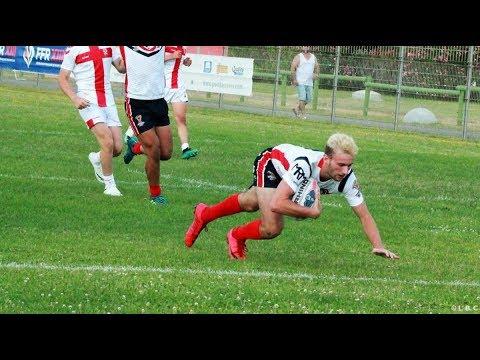 Highlights Vianney Morin - La Réole XIII & France U17