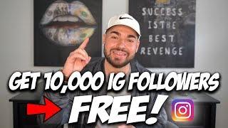 Gain 10K Followers FREE Guaranteed (50k SUB SPECIAL)