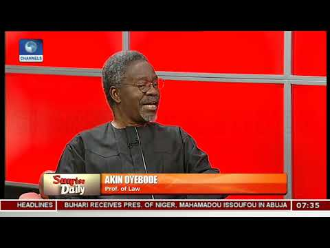 We Don't Need Bill Gate To Tell Us This Administration Is Clueless - Oyebode