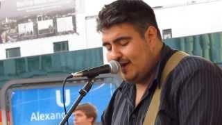 Schwer in Ordnung --- Georg auf Lieder live auf dem Alex