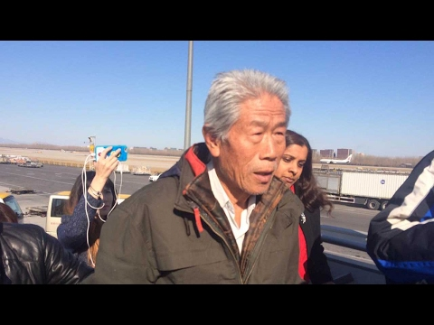 Chinese army veteran back home after being stranded in India for 54 years