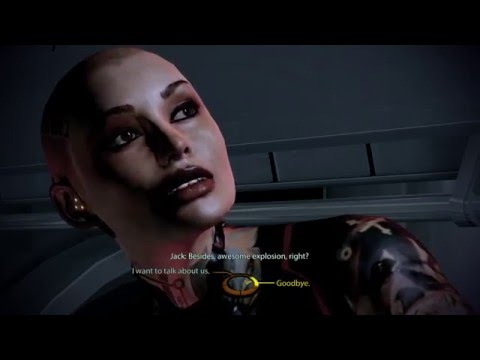 Mass Effect 2 (Video 66): Human Intentions -- Post Suicide Mission Interactions