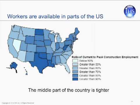 IHS Webcast: Global Construction Outlook - Wage Growth, Labor Shortages and Implications