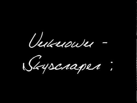 Unknown - Skyscraper [2010 rnb]