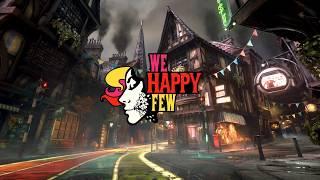 We Happy Few: Xbox One - Arthur - No Kills Speedrun - The Gamer Society - Live Stream - XXVIII