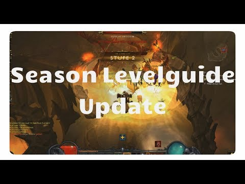 Download Youtube: Diablo 3: Season Levelguide Update (Season 12)
