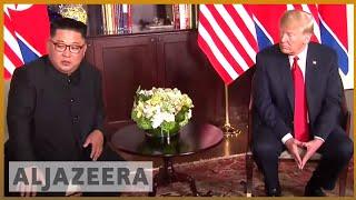 🇺🇸 🇰🇵 Montage of historic US-North Korea summit in Singapore  | Al Jazeera English