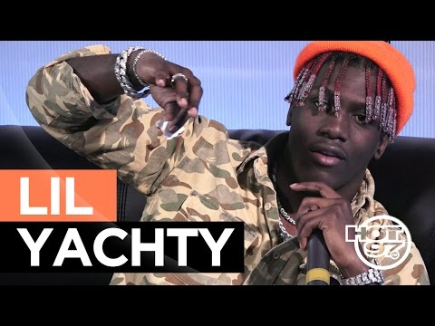 Lil Yachty on Apologizing, His Girlfriend + Haters