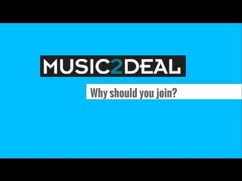 Music2Deal - the Music Business Network
