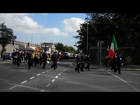 Dublin Emergency and Security Services Parade