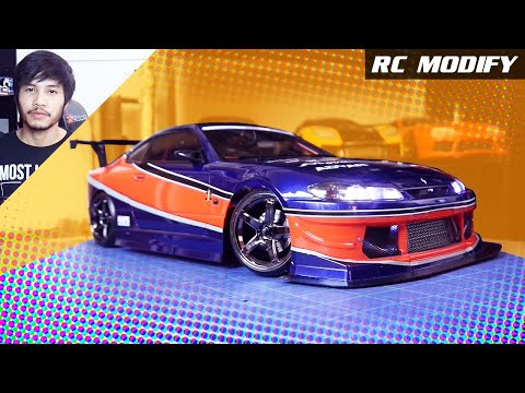 RC Modify 19 | Nissan Silvia S15 [English]