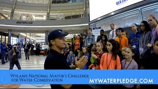 2017 Wyland National Mayor's Challenge Kickoff at The Mall of America