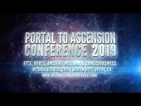 Portal to Ascension - Conference 2019 - Speakers Announcement Promo Video