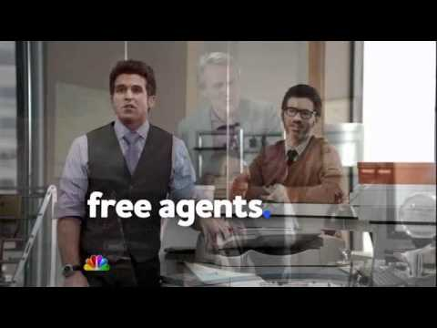 Up All Night & Free Agents    Wednesday Sept 14  On NBC