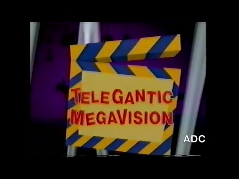 Telegantic Megavision programme 6 1996 (edited)
