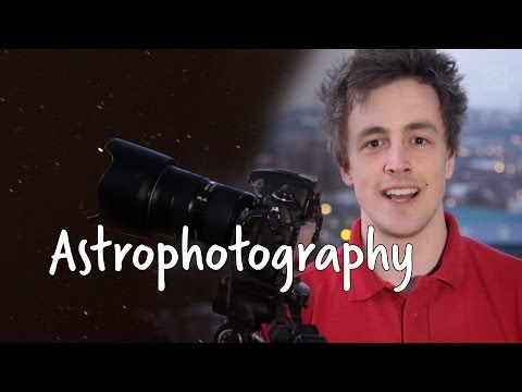 How to photograph the night sky | A Beginner's Guide to Astrophotography | We The Curious