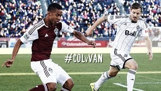 HIGHLIGHTS: Colorado Rapids vs. Vancouver Whitecaps | October 19, 2013