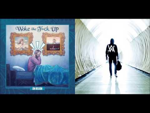 Woke Up Faded - Jon Bellion vs Alan Walker...