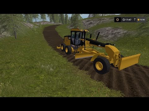 Building Road | Lawn Care | Farming Simulator 2017 | Episode 13