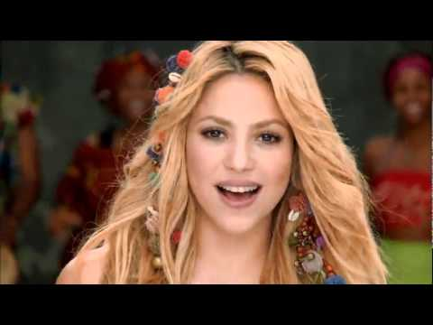 Shakira ft Freshlyground   Waka Waka This Time for Africa The Official 2010 FIFA World Cup Song . HQ Mp3