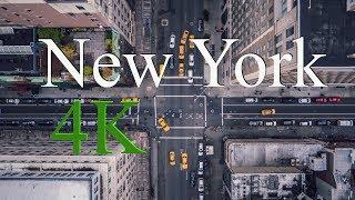 New York City 2018, USA New York, New York 4K, New York City