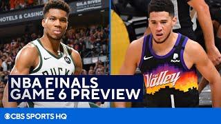 Betting Expert Who Nailed Bucks Comeback Shares NBA Finals Game 6 Picks