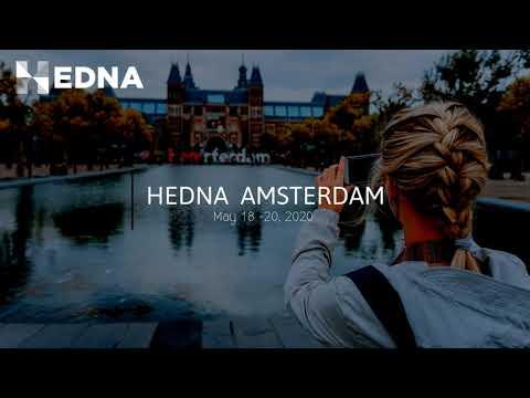 HEDNA AMSTERDAM - register now