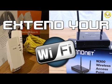 How To Extend/Boost Your WiFi Signal Range (The Best and Cheapest Way)