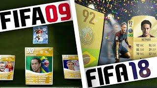 АНИМАЦИЯ ОТКРЫТИЯ ПАКОВ   FIFA 09 - FIFA 18 (FIFA 09, FIFA 10, FIFA12, FIFA 13, FIFA 14.... FIFA 18)