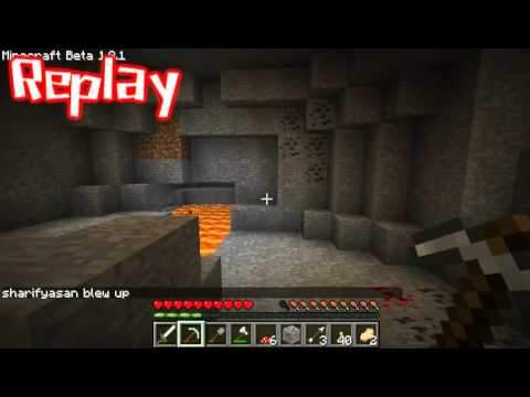 [irpg Minecraft TV] - Episode 9 - ตำนาน Stronghold (part1)