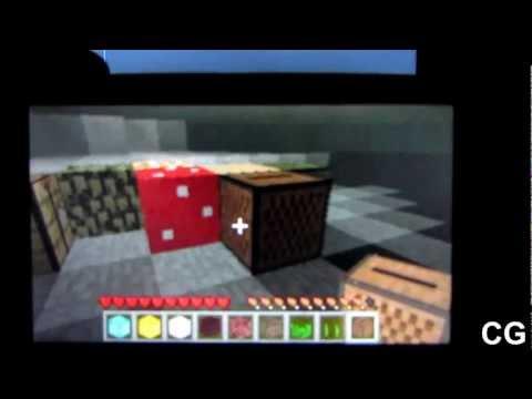 Обзор игры на PSP: S4inexCraft v2.1 (Minecraft на PSP) [RUS] [HD]