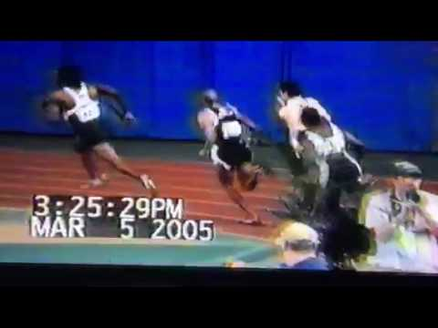 2005 NAIA Indoor National Championships 4x400 Relay Finals