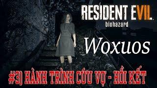 [Resident Evil 7] Ngày 3: Hồi kết hành trình cứu vợ